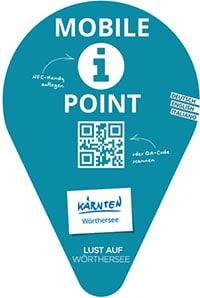 Smart Label as deployed on Lake Woerth