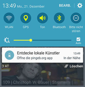 Beacon Notification