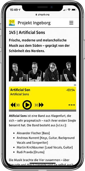 Mobile Web für Museum und Kultur