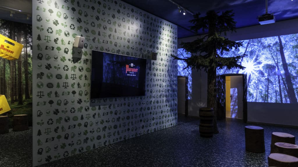 Smartes Museum - implementation with QR and NFC