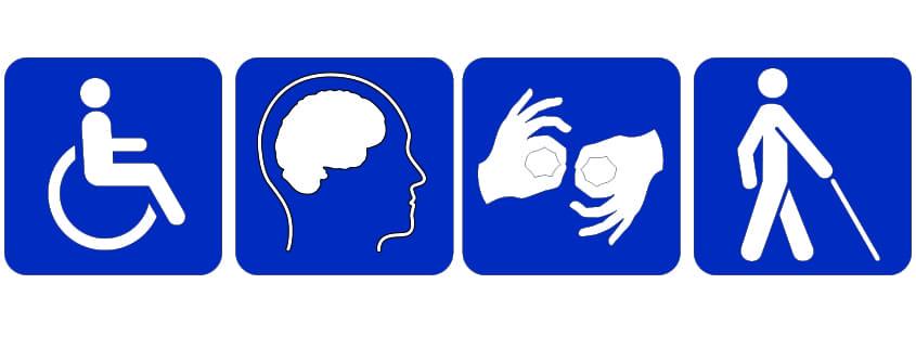 Accessability Icons