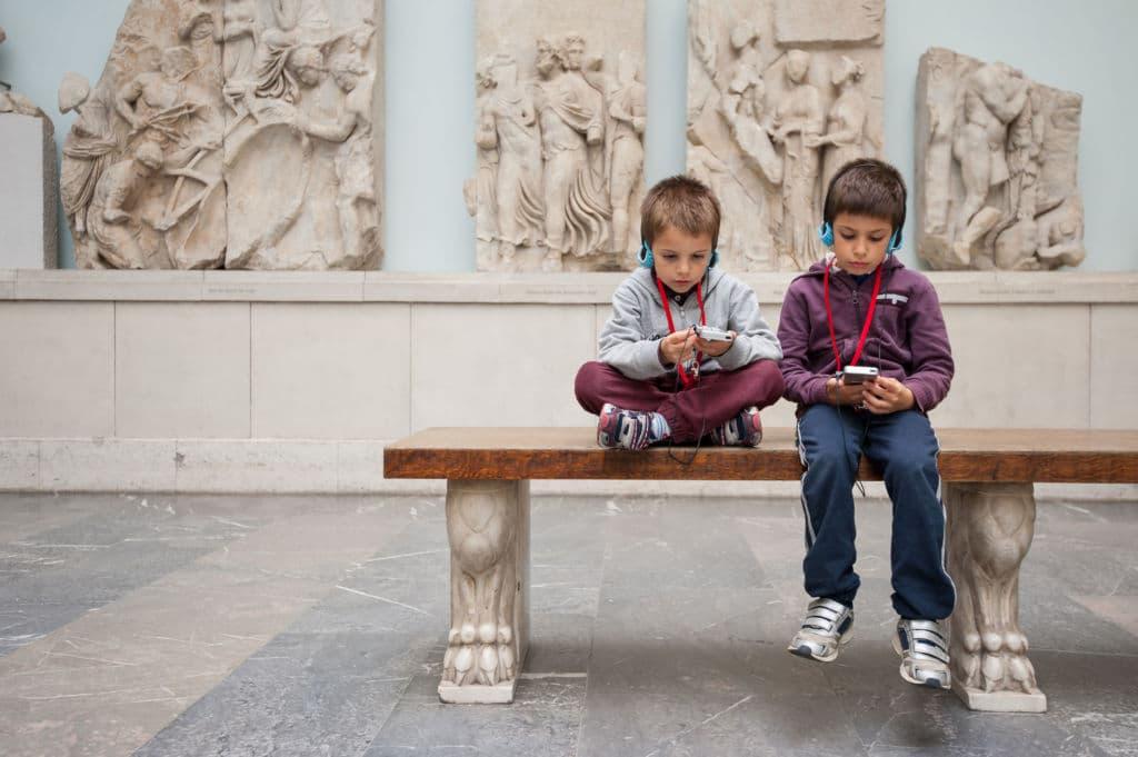 Multimedialer Museumsguide - günstig und einfach
