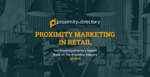 Cover Report Proximity Marketing in Retail