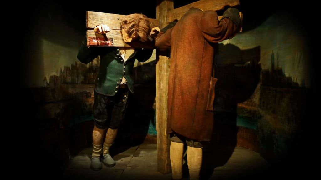 Museumsguide Foltermuseum