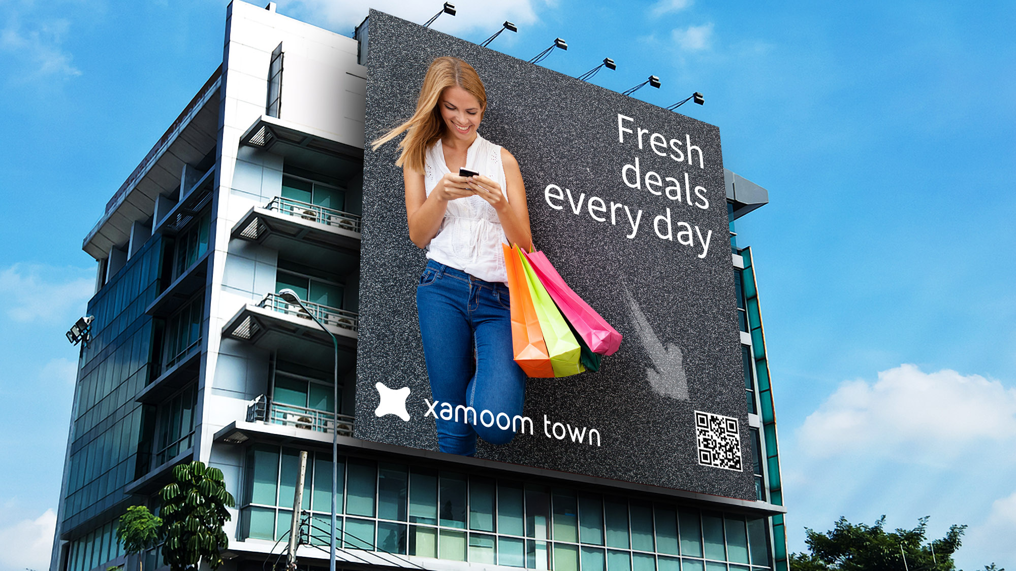 QR, NFC und iBeacons im Stadtmarketing