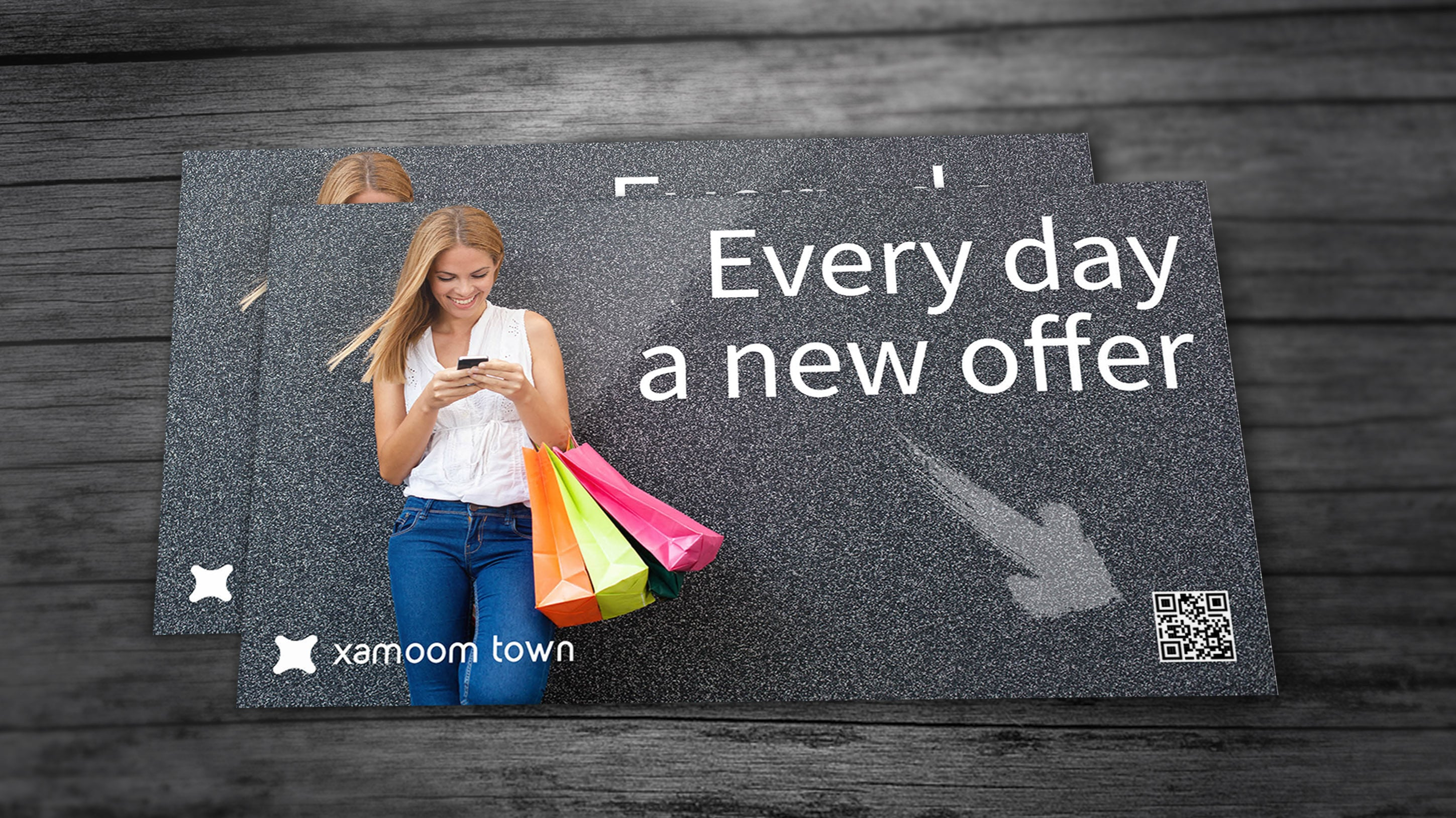 QR, NFC and iBeacons in city marketing