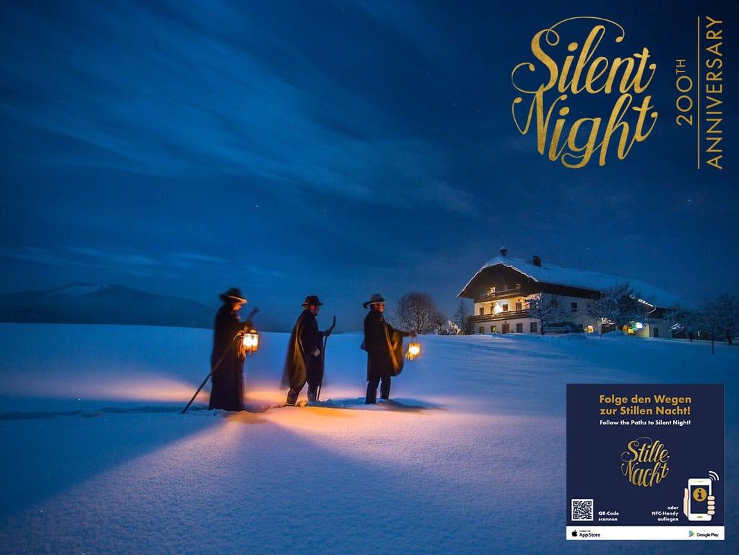 Anklöckler - Stille Nacht App