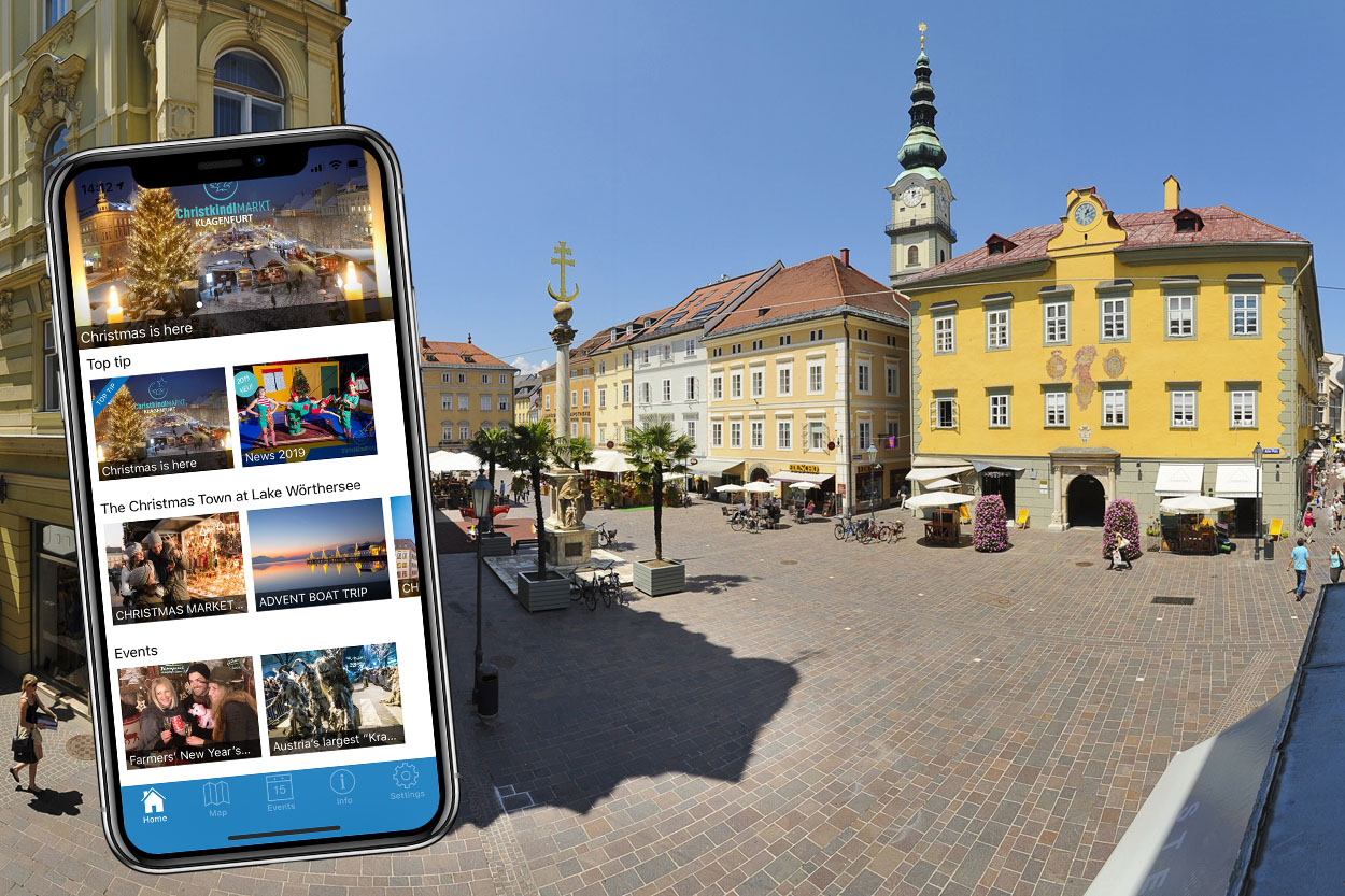 Klagenfurt City Guide App